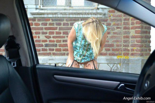 sexe en voiture