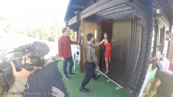 tournage porno en direct