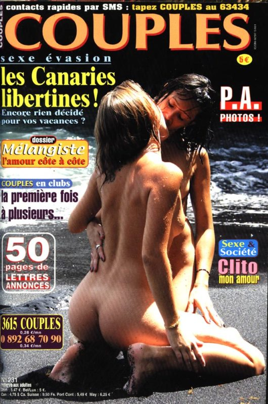 COUPLES – Les Canaries Libertines